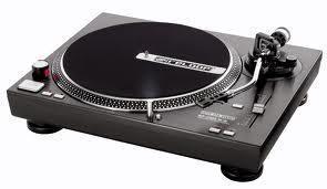 Der Reloop Plattenspieler (Reloop RP-4000 M3D) - (DJ, Technick, Pioneer)