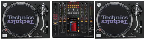 Variante 2 - (Musik, Geld, DJ)