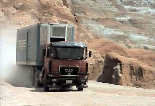 Technische Daten dieses Fahrzeugs (MAN Diesel 32.280)?