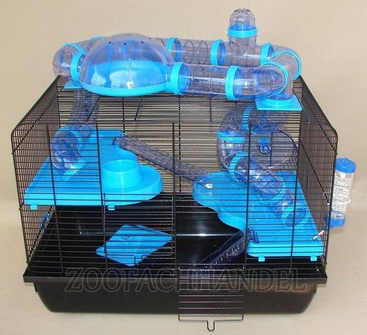 Käfig 2 (40€) - (Hamster, Tierhaltung, Käfig)