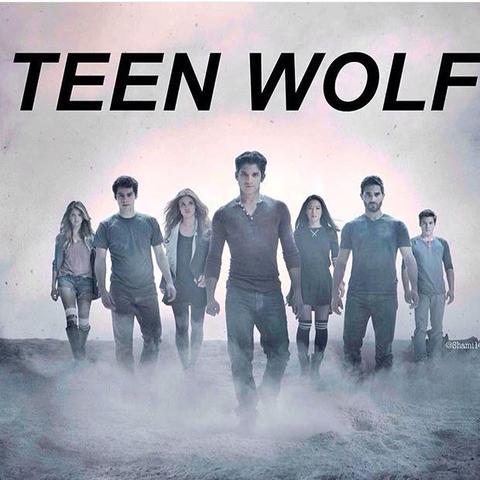Wo bekomme ich Teen Wolf Fan Artikel?
