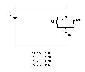 - (Elektrotechnik, TeilströmeTeilspannungen)