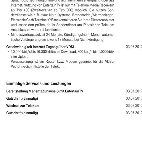 Telekom 16000 Leitung Dsl Oder Vdsl Entertain Telekomhilft