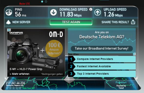 Rein LTE - (Internet, Telekom, DSL)