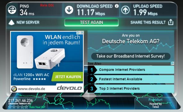 Rein DSL - (Internet, Telekom, DSL)