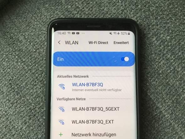 - (Internet, WLAN, Telekom)