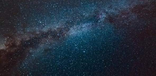 Teleskop / Sternenhimmel / Planeten?