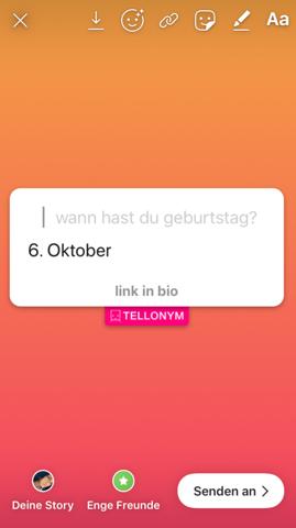 Account ohne tellonym passwort löschen Tellonym Login