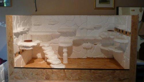 terassen im terrarium tiere aquarium bauen. Black Bedroom Furniture Sets. Home Design Ideas