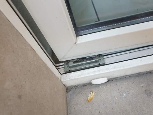 Terassentür schließt nicht richtig. Wie stelle ich es ein?
