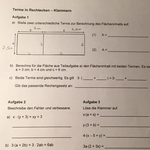 Aufgabe 1a) - (Mathe, Therme)