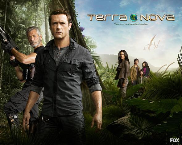 Terra Nova Zweite Staffel Serie