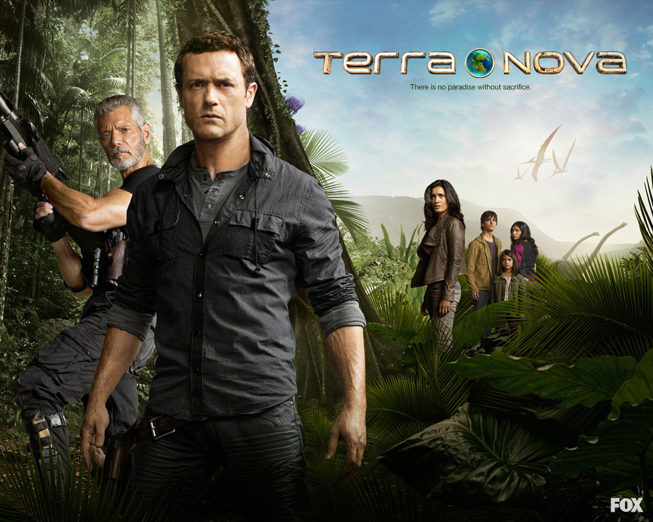 Terra Nova Staffel 2 Folge 1