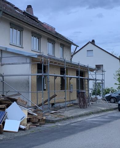 Terrasse auf Straßenuntergrund bauen?
