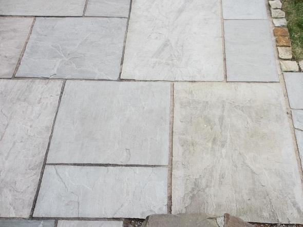 Ansicht 2 - (Terrasse, Terrassenplatten, Große Terrassenplatten)