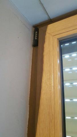 Terrassent r oben links undicht wohnung reparatur fenster for Fenster undicht