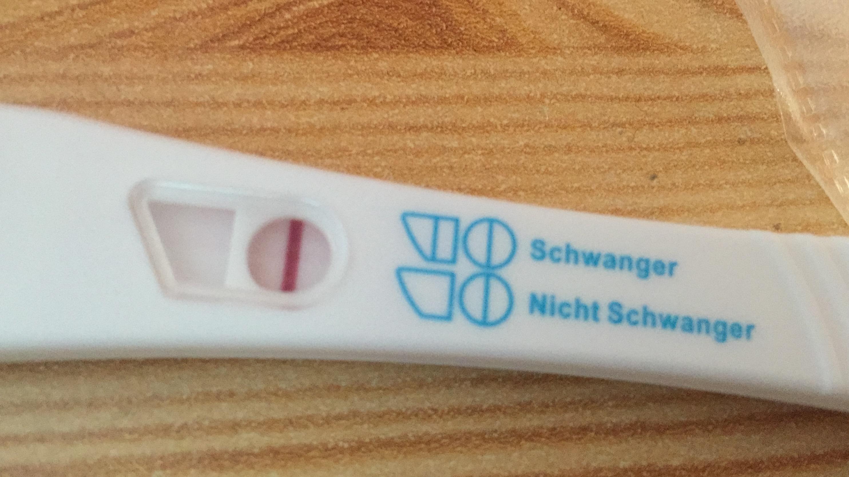 Testamed Sst negativ? (schwanger, Schwangerschaftstest