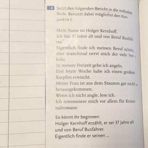 Der Text  - (Schule, deutsch, Text)
