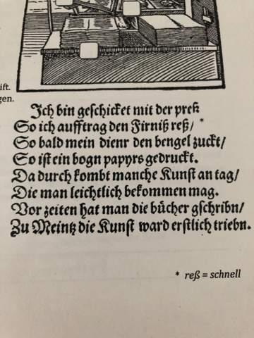 Text in etwa ins Deutsche übersetzt?