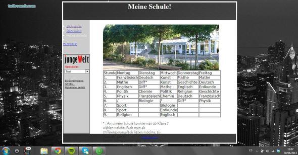 Bild 1 - (programmieren, html, Homepage)