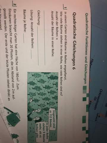 mathe quadratische funktionen textaufgaben
