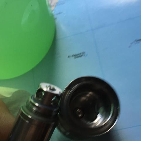 RBA von unten  - (E-Zigarette, Dampfen, Genuss)