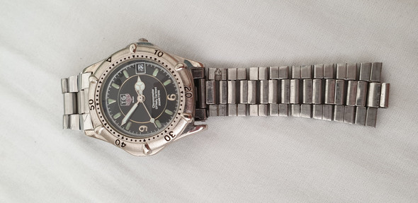 TAG Heuer Uhr Name?