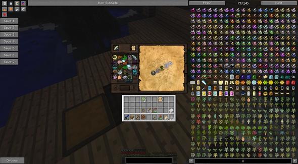 Transvector Interface - (PC, Games, Minecraft)