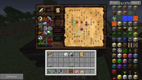 rgmd - (Minecraft, Thaumcraft 4)