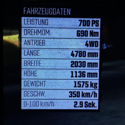 Vom Lamborghini Aventador LP 700-4  - (Computer, PC, Games)