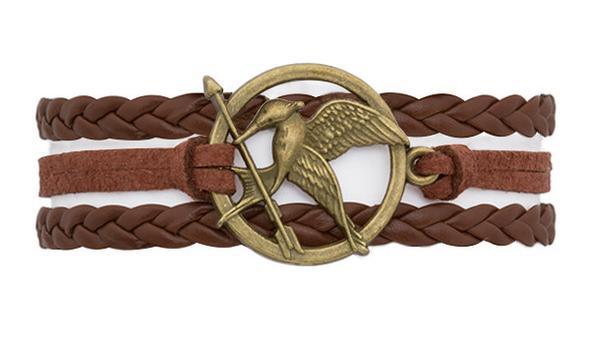 Mockingjay Pin Armband - (Film, Buch, kaufen)