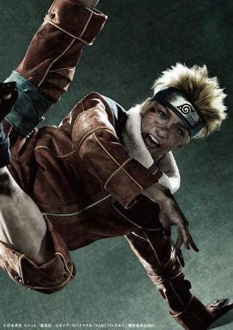 Naruto - (Anime, Naruto, Musical)