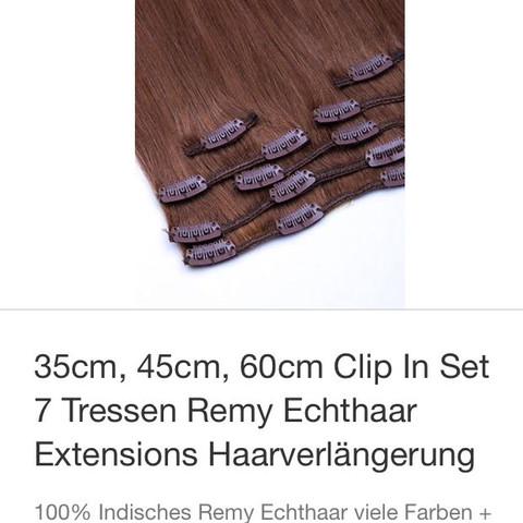 Extension,  Tressen Haare - (Extensions, Haarteile)