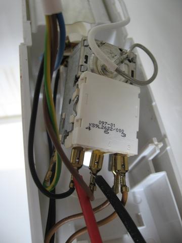 thermostat f r k hlschrank thermostat k59l26 verdampfer. Black Bedroom Furniture Sets. Home Design Ideas