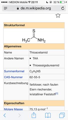 Chemie - (Chemie, Formel)