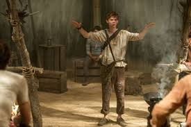 Thomas in ` Tha Maze Runner` - (Film, USA, Alter)
