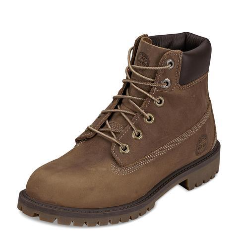 Timberland boots in Größe 38 sehen die sehr groß aus? (Schuhe)