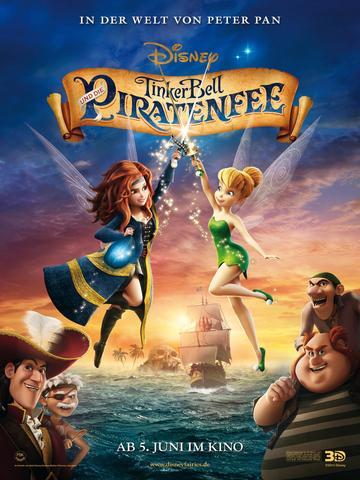 Filmplakat - (Film, Disney, tinkerbell)