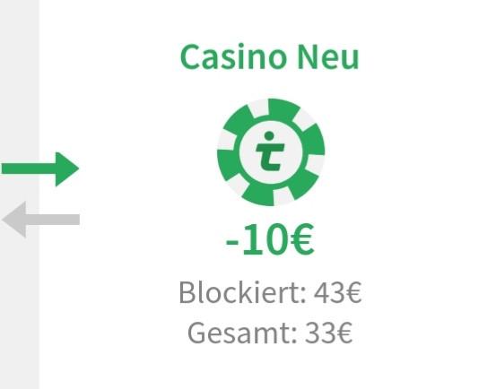 Tipico Casino Guthaben Auszahlen