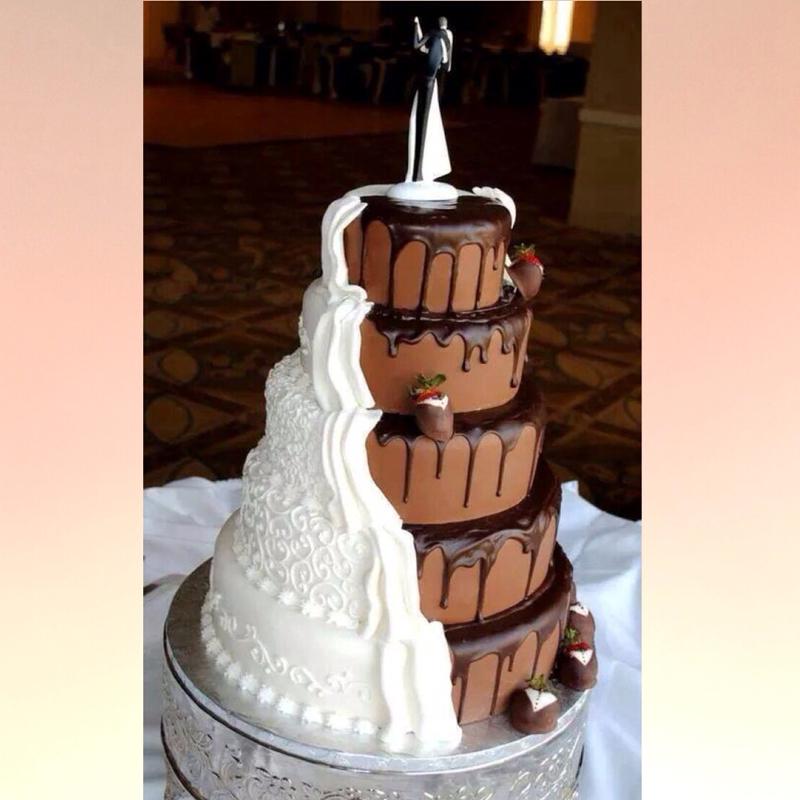 Tipps Diese Torte Zu Backen Mit Bild Schmuck Hochzeit Glasur