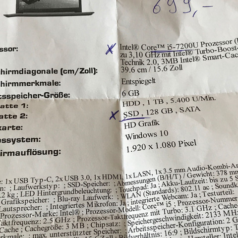 Laptop - (Schule, Gaming, Laptop)