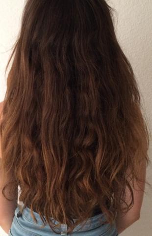 Tipps Für Sehr Wellige Haare Frisur Locken Wellen