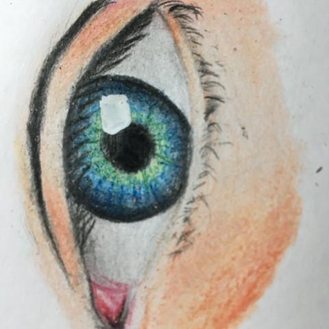 Tipps Um Augen Zu Malen Zeichnen Kunst Malerei