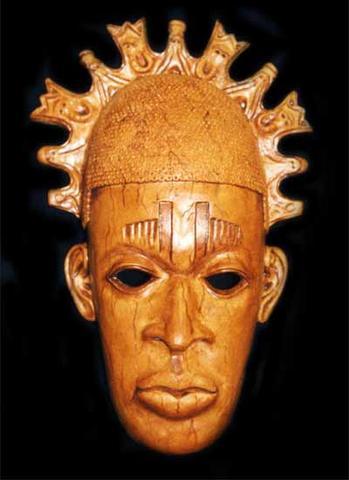 tipps um eine afrikanische maske zu basteln kunst ton. Black Bedroom Furniture Sets. Home Design Ideas