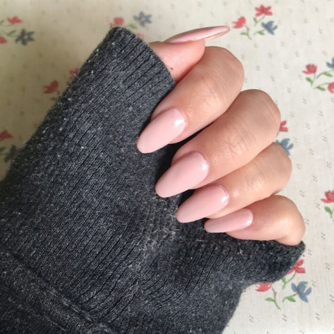 Tips Fur Eckige Gelnagel Oder Ballerina Nails Beauty Nagel