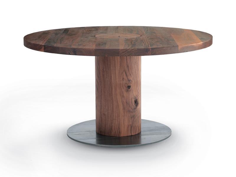Kabeltrommeln Aus Holz Händler ~ Möbel Aus Holz Kabeltrommeln  Round Wooden Table