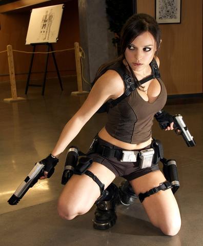 Tomb Raider Lara Croft Kostüm Kaufen