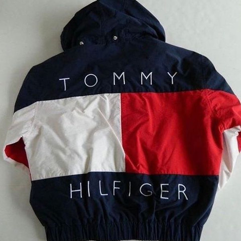 Tommy Hilfiger Jacke Windbreaker gesucht  ea43e6ae1e