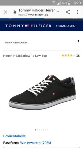 Tommy Hilfiger Schuhe ja oder nein?
