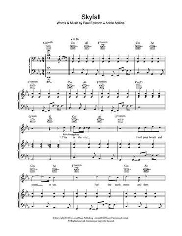 Skyfall - (Musik, Film, Theorie)
